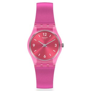 Swatch Lady Fairy Cherry Quartz Unisex Watch LP158