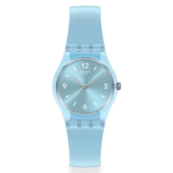 Swatch Lady Fairy Frost Quartz Women's Watch LL123