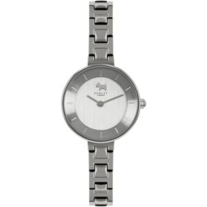 Radley Newick Quartz Silver Dial Stainless Steel Bracelet Ladies Watch RY4521