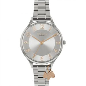 Radley Saxon Road Quartz Silver Dial Stainless Steel Bracelet Ladies Watch RY4507